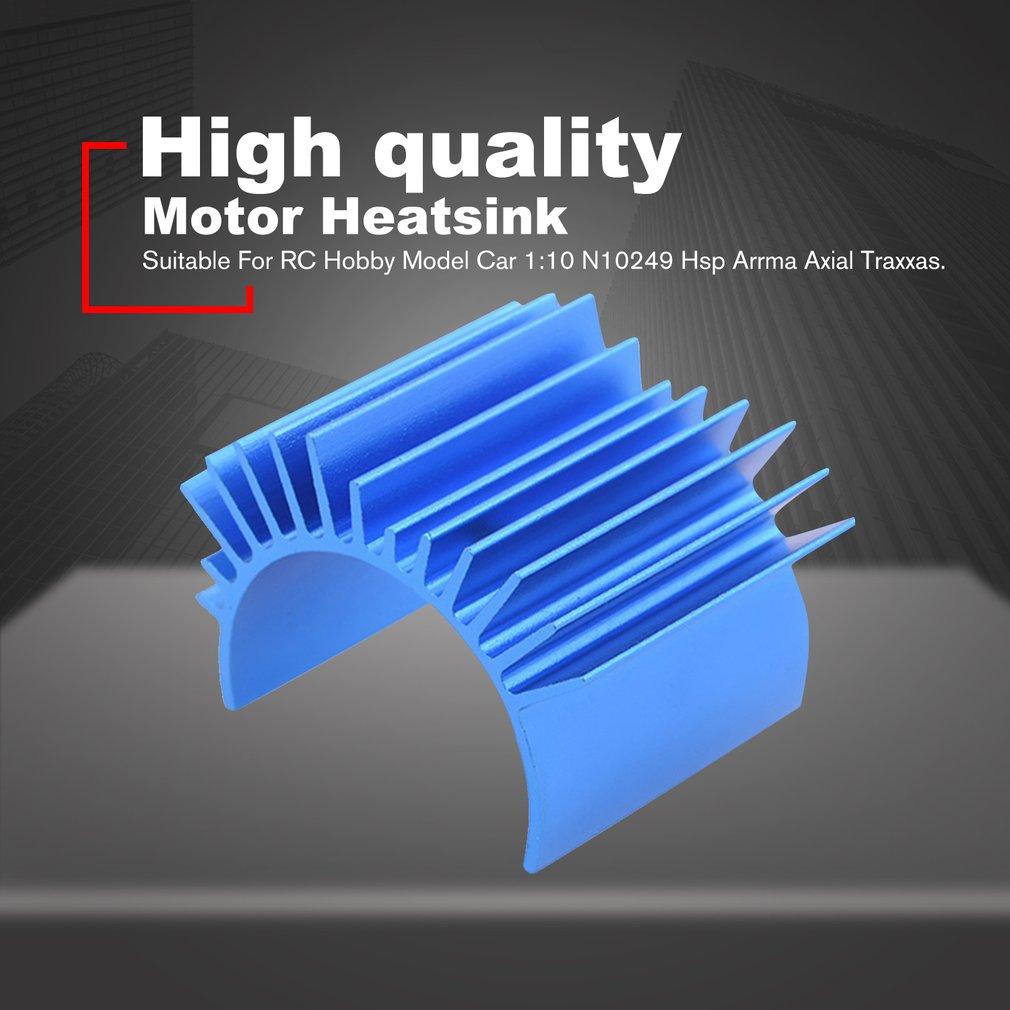 540 550 Alloy Motor Heatsink Install 30*30mm Cooling Fan For RC Hobby Model Car 1:10 N10249 Hsp Arrma Axial Traxxas