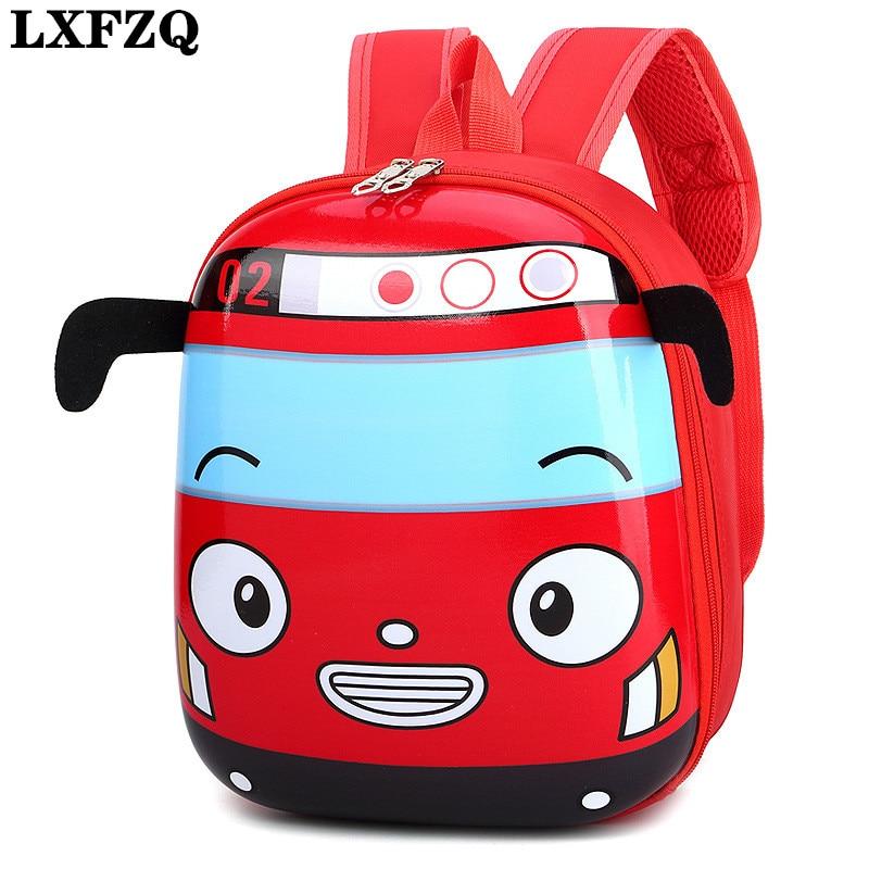 LXFZQ school bag children bags mochila escolar children's backpack Stereotype backpack for children child backpack kids