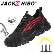 Botas de trabalho de segurança de construção botas de trabalho de segurança sapatos de segurança