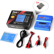 iMAX B6AC 80W 6A AC/DC Dual Power Lipo Battery Balance Charger Discharger for 1-6s Lipo Li-ion LiFe 1-15s NiMh NiCad htrc h400 ac dc 400w 20a vertical battery balance charger discharger for 1 8s lilon lipo life lihv 1 20s nimh nicd battery