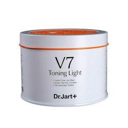 Dr. jart + v7 tonificação luz agora creme vitaminas clareamento creme reparação eficaz pele áspera creme hidratante suave dia 50ml