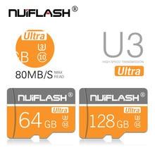 Lezer-tarjeta De Memoria USB Clase 10, adaptador De tarjeta SD TF 8, 16, 32, 64, 128 y 128 GB