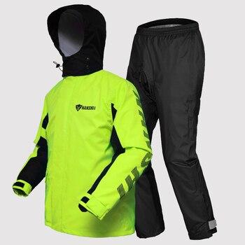 Plastic Poncho Raincoat Set Men Long Waterproof Waterproof Nylon Jacket Raincoat Men Hooded Reusable Impermeable Mujer Rain Coat