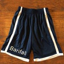 Barifall メンズバスケットボールショーツ男性スポーツショーツプラスサイズ速乾ランニングトレーニングバスケットボールショーツポケット