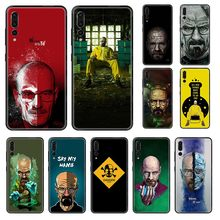 Breaking Bad Movie tpu luxury prime coque black Phone case For Huawei P 8 10 20 30 Smart Plus 2019 Z Lite Pro 2017 2019(China)
