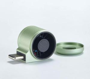 Image 4 - Youpin Guildford USB Mini difüzör araba hava temizleyici Aroma genişleyen enstrüman taşınabilir limon/turuncu aromatik hava spreyi