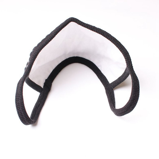Anti-dust Black Mouth Mask  Unisex Cotton Face  Mask Anime Mask For Cycling Camp Mouth-muffle bacteria proof Flu #30 2