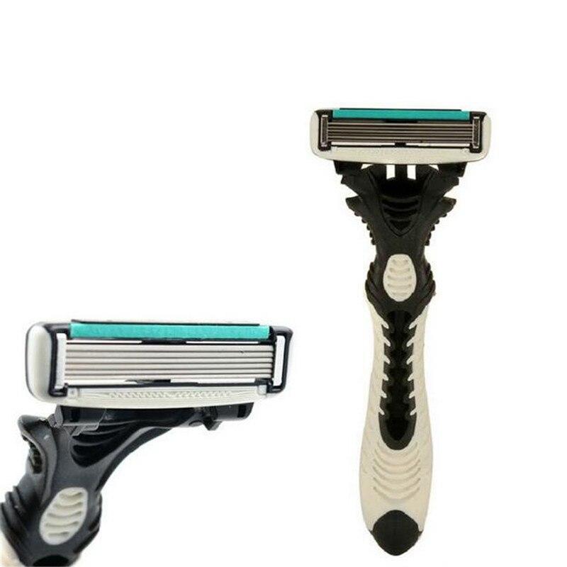 Safety Razor Blades,Men Shaving Pace 6 Layer Razor Blades For Men Shaver Razor