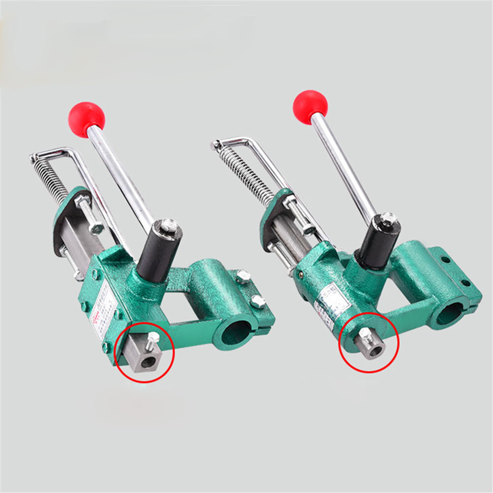 JM-32/JM-16 Manuelle Runde Kopf Pressen Machinehand Presse Kleinen Industrielle Hand Drücken Industrielle Mini-stanzmaschine