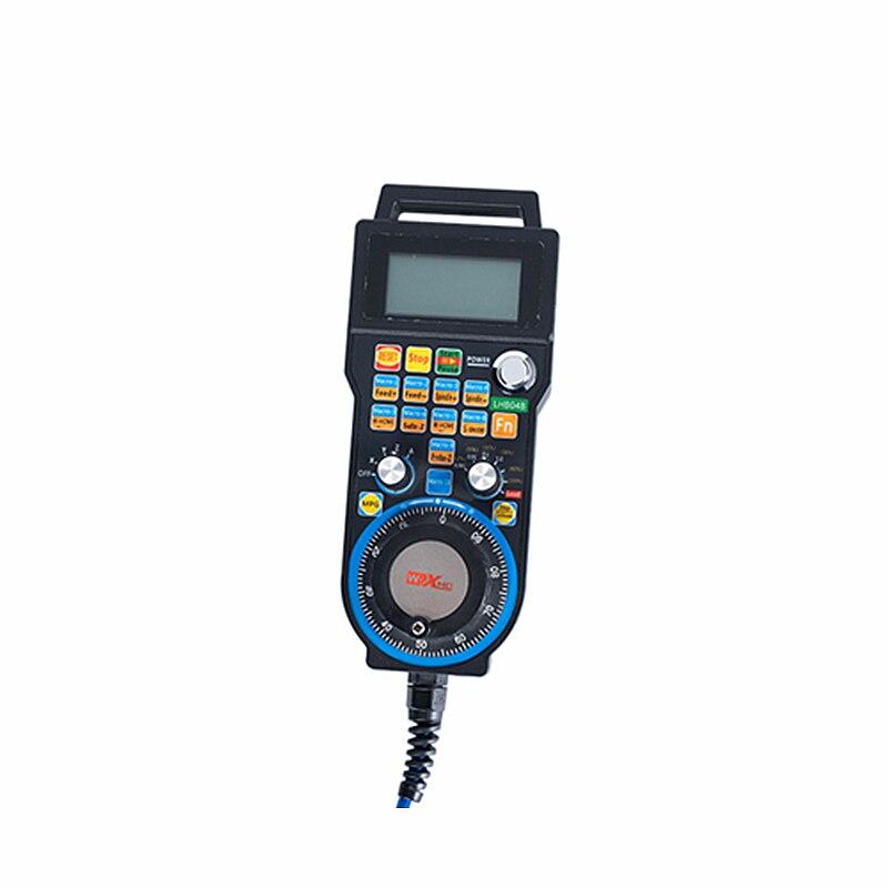 XHC 3 4 оси ручка проводное управление Mach3 система электронный контроллер ручного колеса для DIY CNC фрезерный станок - 2