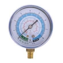 Новый кондиционер воздуха r410a r134a r22 хладагент низкий манометр
