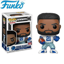 Funko POP Rugby Ezikir Elliott 68 Star Action Figures Collection Model Toys for Birthday Gifts F106 aarhon 4 f106 1293