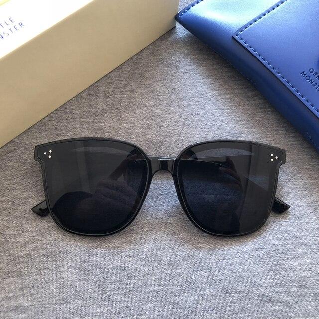 2020 브랜드 새 여성 우아한 선글라스 패션 여성 부드러운 선 글래스 안경 레이디 빈티지 태양 안경 럭셔리 패키지 잭 바이