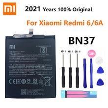 Xiao Mi оригинальный аккумулятор BN37 3000 мАч для Xiaomi Redmi 6 Redmi6 Redmi 6A, высокое качество, сменные батареи для телефона