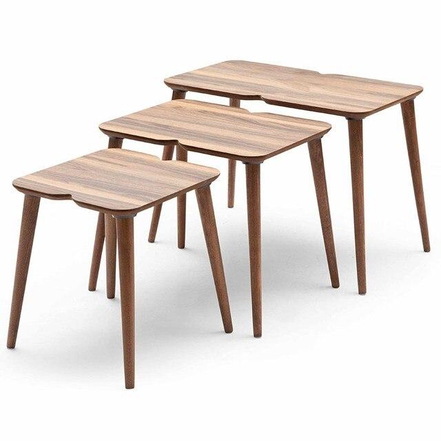 3 PCs Modern Coffee Table  2