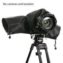 Портативная Защитная телефото линза для камеры дождевик пылезащитный
