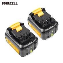 Сменный аккумулятор 6000 мАч dcb120 для dewalt 12 в max li ion