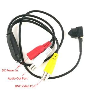 Image 4 - 200 w hd 1080 p ahd câmera micro mini câmeras de vigilância cctv para ahd dvr sistema de segurança