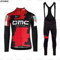 2020 Nuovo Team di Professionisti Bmcing Equitazione Jersey Primavera Mtb Ciclismo Usura di Estate Triathlon Mountain Bike a Maniche Lunghe Pantaloni Del Vestito
