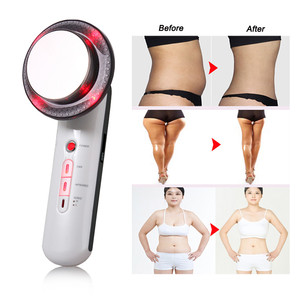 Ultrasonic EMS Body Slimming Massager Ultrasound Cavitation Weight Loss Machine Anti Cellulite Fat Burner Galvanic Infrared