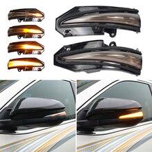 Auto LED Dynamische Blinker Licht Für Toyota Noah R80 Voxy Esquire RAV4 13 18 Highlander 4Runner Seite flügel Spiegel Blinker