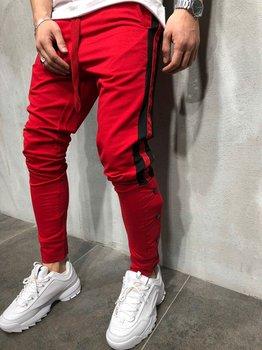 MARKA KRALI-Pantalones de chándal para Hombre, ropa de calle divertida, para correr, Fitness 1