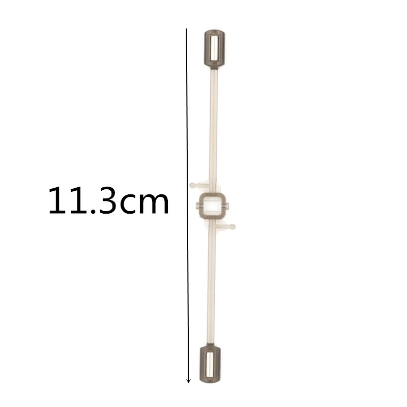 2pcs Flybar Balance Bar Length 11.3cm For S5 W25 SYMA R/C Mini Helicopters Toys Spare Parts