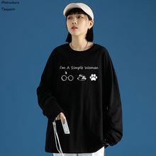 Модная женская футболка с принтом молнии и очков дизайнерская