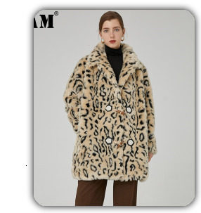 [EAM] black plaid big size Knitting Cardigan Sweater Loose Fit V-Neck Long Sleeve Women New Fashion Autumn Winter 2019 1K356 40