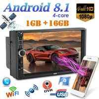 """SWM A2 2Din 7 """"ekran dotykowy Android 8.1 samochodów radio stereo wideo MP5 odtwarzacz nawigacja gps Bluetooth wifi usb TF MP5 odtwarzacz multimedialny"""