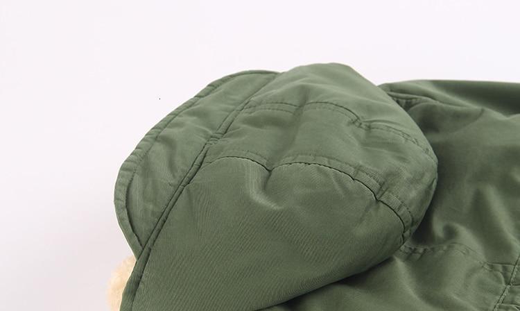 Benemaker Children Winter Outdoor Fleece Jackets For Boys Clothing Hooded Warm Outerwear Windbreaker Baby Kids Thin Coats YJ023 27