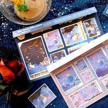 Mohamm-sello decorativo serie El Principito, papel de álbum de recortes, suministros creativos para Colegio estacionario tela, 7 Uds.