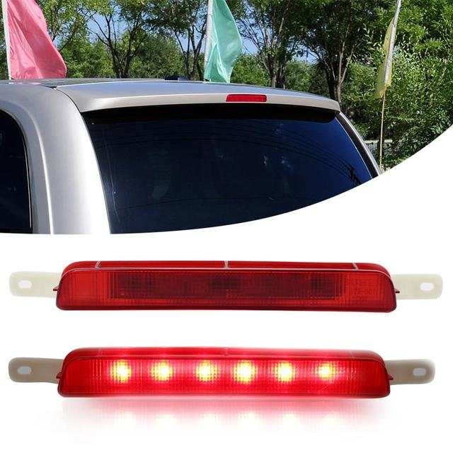 High Mount Stop Lamp Automobile Exterior Decoration Parts for Chrysler Town Country 08-16 Dodge Grand Caravan 08-19 4