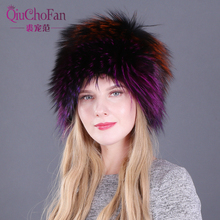 Natural Fox Fur Hats for Women Real Fur Beanies Cap Knitted Hats Russian Winter Thick Warm Fashion Caps Silver Fox Fur Hats lady 2016 new fashion winter casual fur hats for women ear protect cotton knitted caps women fur ball beanies outdoor ski party