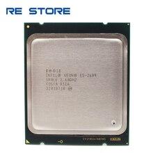 Intel Xeon E5 2689 LGA 2011 2.6GHz 8 ליבה 16 אשכולות מעבד מעבד