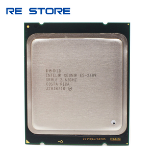 Image 1 - Intel Xeon E5 2689 LGA 2011 2.6GHz 8 Core 16 Threads CPU Processor