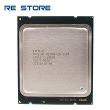 Процессор Intel Xeon E5 2689 LGA 2011 2,6 ГГц 8 ядер 16 потоков Поддержка материнской платы X79