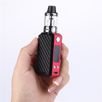 MF-KIT de cigarrillo electrónico con batería de 2200 mAh, nuevo Kit de iniciación en Vapor vs jsld80w con cargador usb de 2,5 ml, 80W