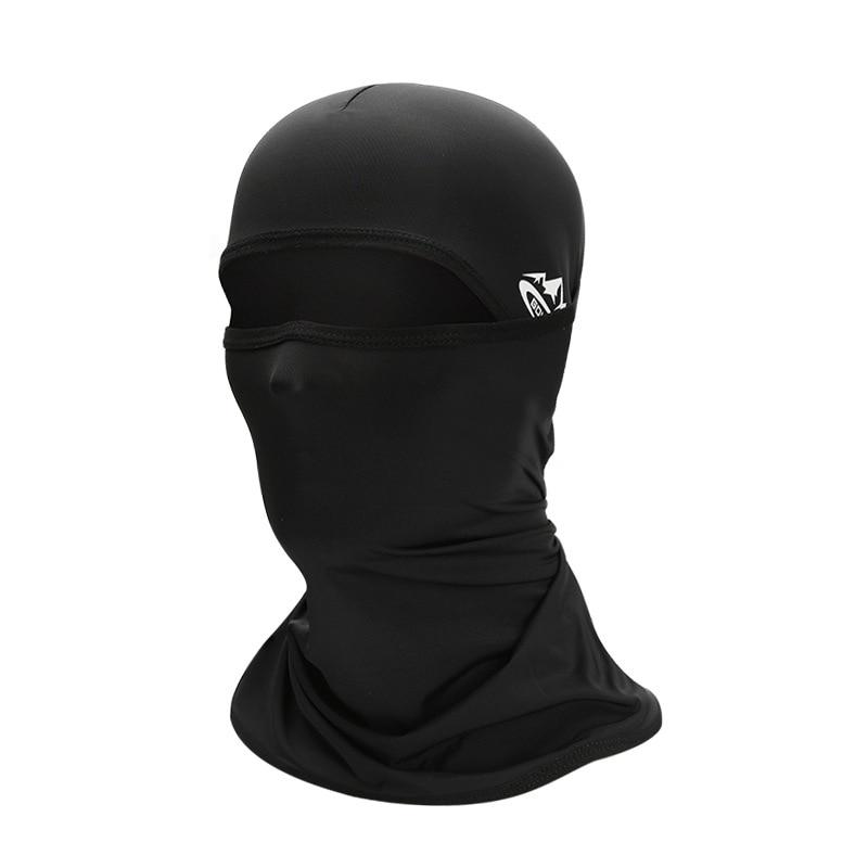 Ultimate SaleHoods Sunscreen Seamless-Mask Women Scarf Silk Headscarves Cool Riding Multifunctional