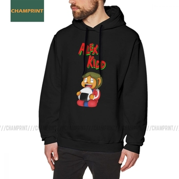 Sudaderas con capucha divertidas para hombre, Alex Kidd Master System, Alex Kidd...