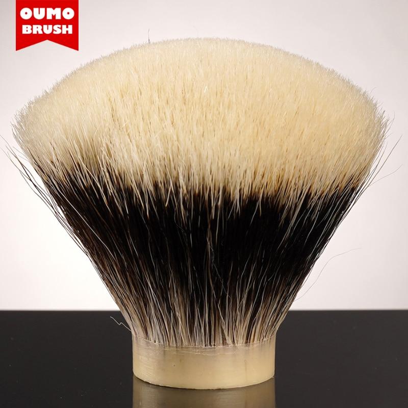 Oumo escova-ventilador shd manchúria melhor dois banda escova de barbear nós