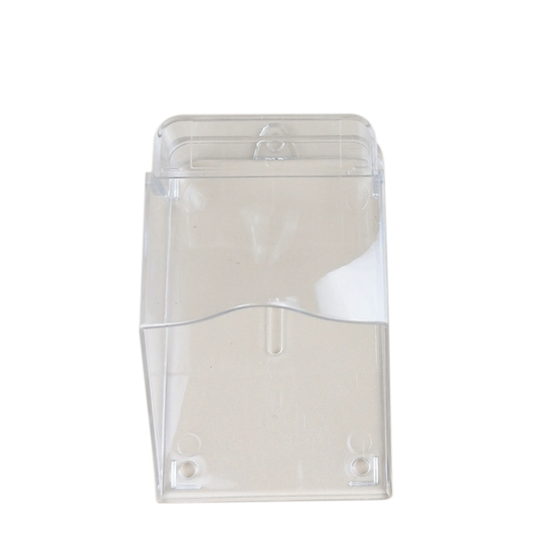 Waterproof Transparent Waterproof Door Bell Cover For Wireless Doorbell Home Door Bell Chime