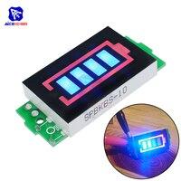 Diymore 1S/2S/3S/4s/6S/7S serie verde/blu 4 livelli LED indicatore modulo 18650 batteria al litio capacità Tester di ricarica per auto