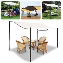 Canopy Outdoor Tent Awning Top-Cover Gazebos Shade-Party Garden-Replacement Canvas Pawilon