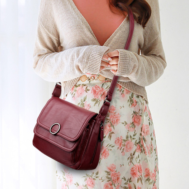 Crossbody Bags For Women 2020 Messenger Bags Casual Women