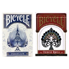 Playing-Cards Magician Poker Deck Bicycle-Opera Chinese-Element Professional for Porcelain