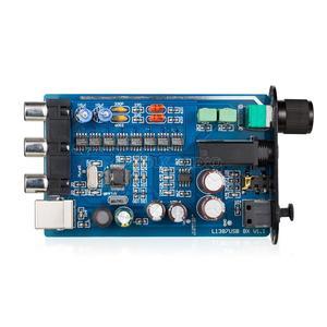 Image 5 - Douk Audio Mini USB HiFi Sound Card DAC TDA1387 Audio Decoding Headphone Amplifier DTS/AC3