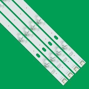 """Image 3 - 8 pièces/ensemble nouvelle bande de rétro éclairage LED pour LG 47LB650 47LB630 innotek DRT 3.0 47 """"A b type 6916L 1961A 6916L 1962A"""