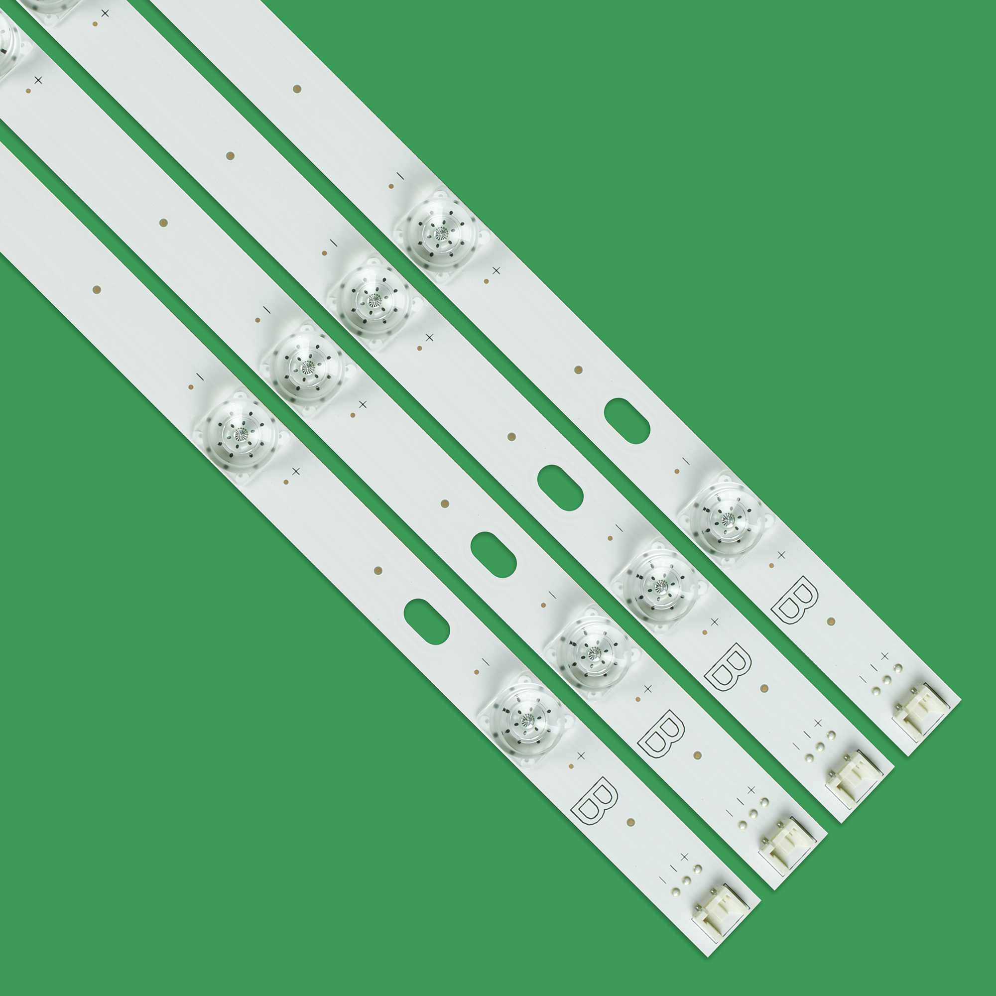 "8 stks/set Nieuwe LED Backlight Strip Voor LG 47LB650 47LB630 innotek DRT 3.0 47 ""EEN B-Type 6916L-1961A 6916L-1962A"