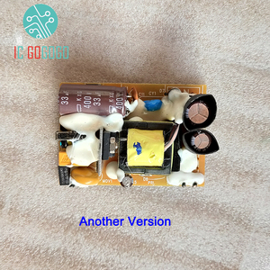 Image 5 - AC DC 12V 2A 2000MA anahtarlama güç kaynağı modülü AC doğru akım anahtarı devre çıplak kurulu onarım değiştirin için LCD ekran kurulu monitör